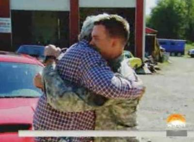 News video: Jay Leno Surprises Wounded Soldier With A Brand New Car
