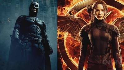 News video: Jennifer Lawrence Says 'Nothing Beats The Dark Knight'